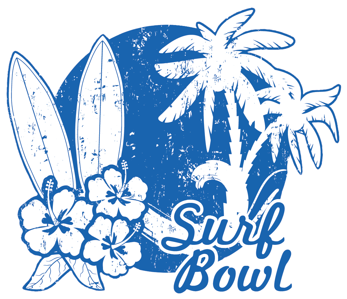 Surf Bowl Logo